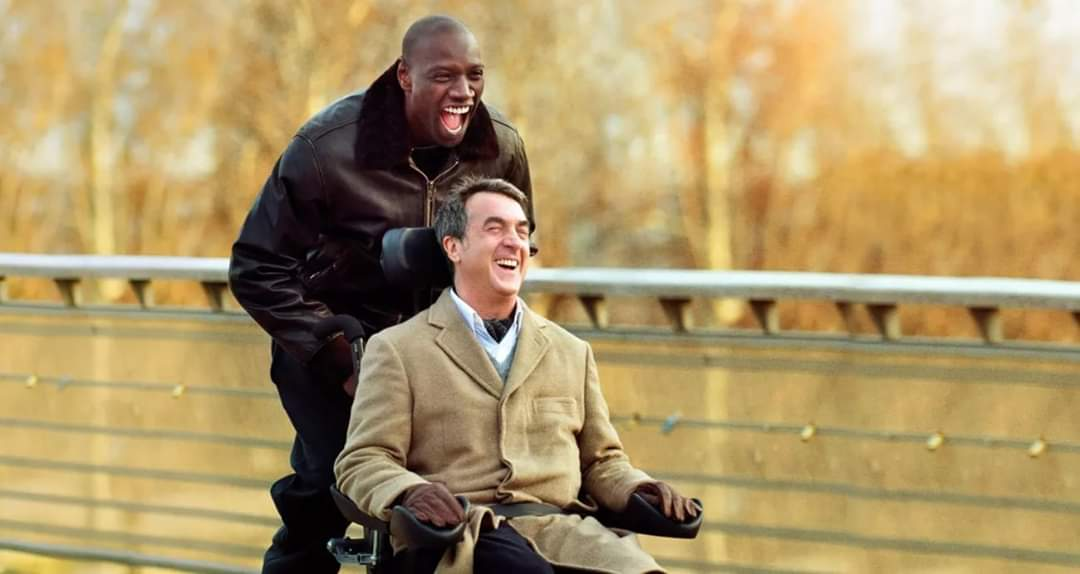 Screening of 'Les Intouchables'