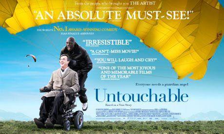 'Les Intouchables' - Review