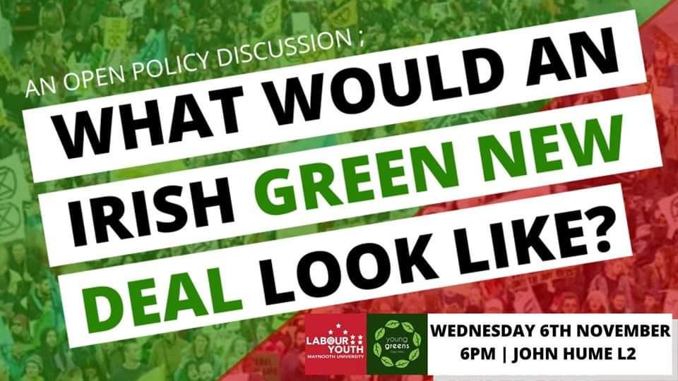 An Irish Green New Deal