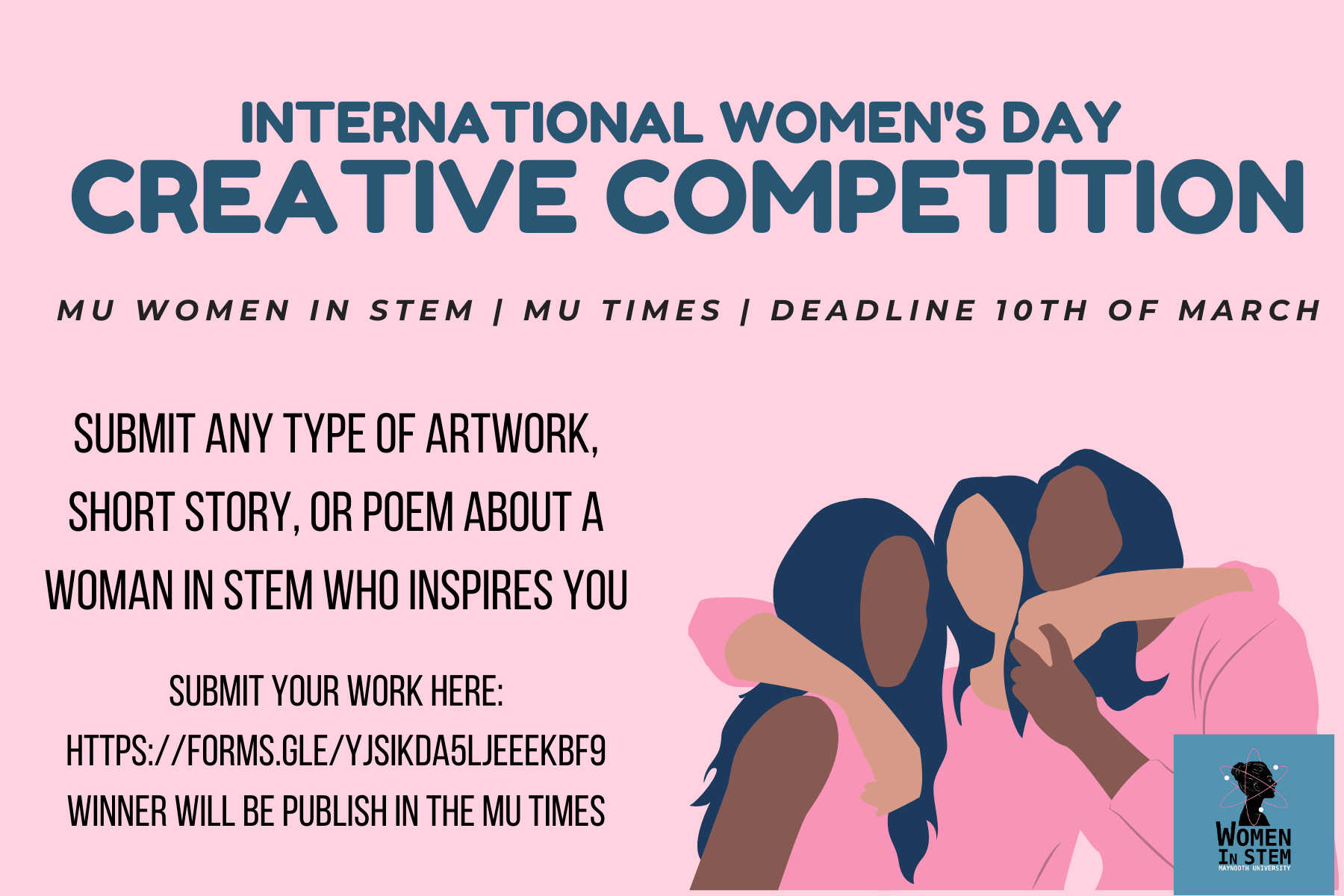 IWD CREATIVE COMPETITION
