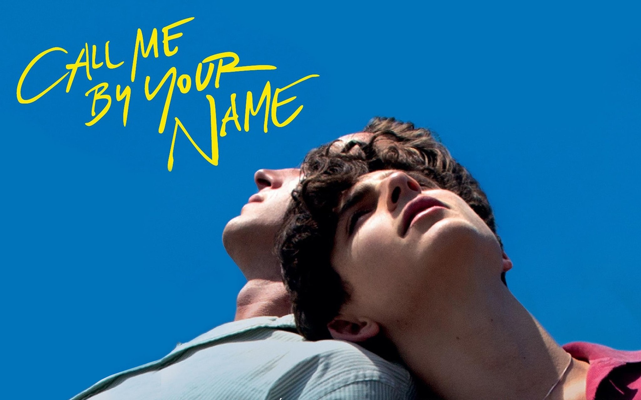 'Call Me By Your Name' w/ Pride Society