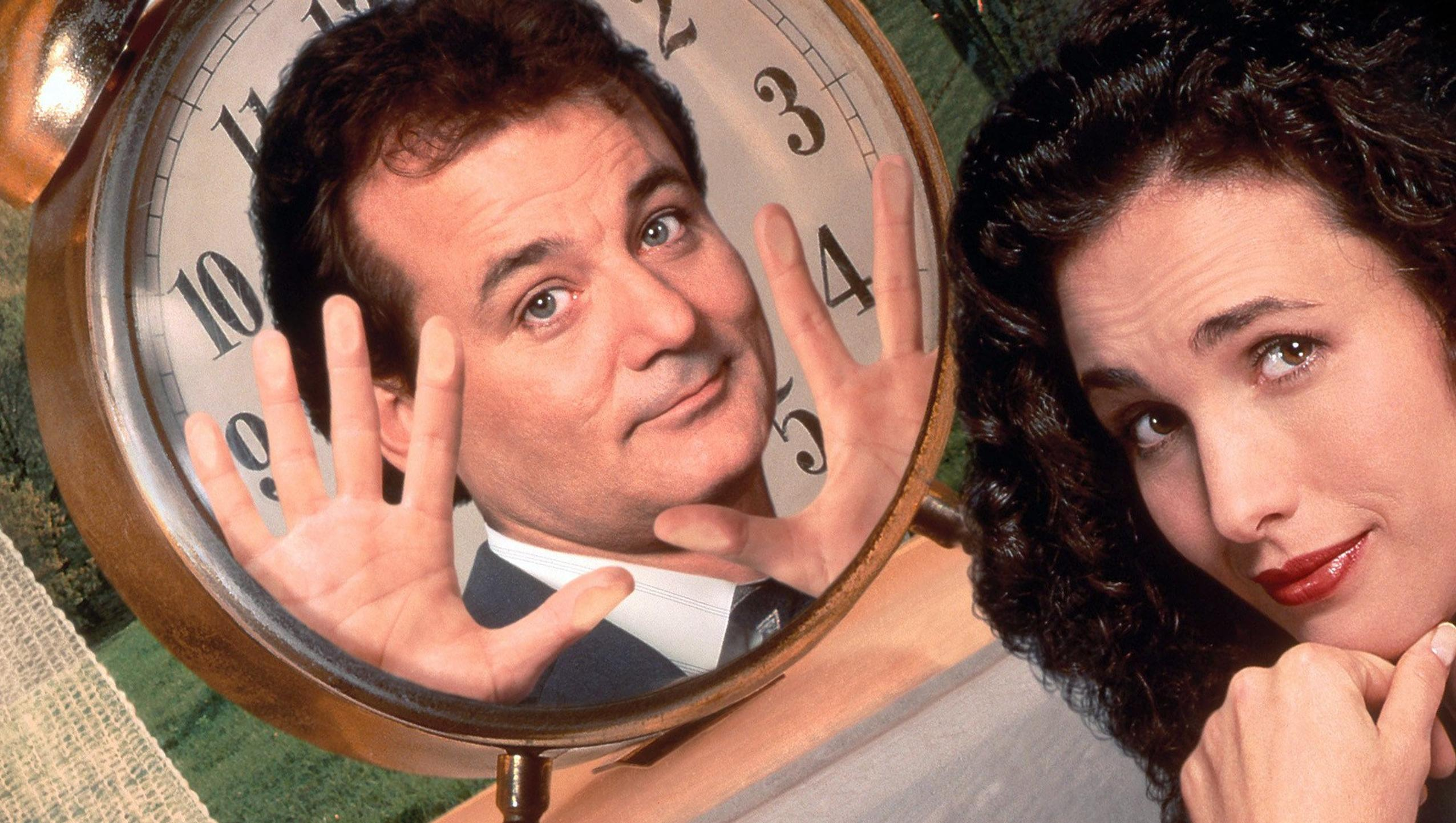 'Groundhog Day' with Comedy Soc
