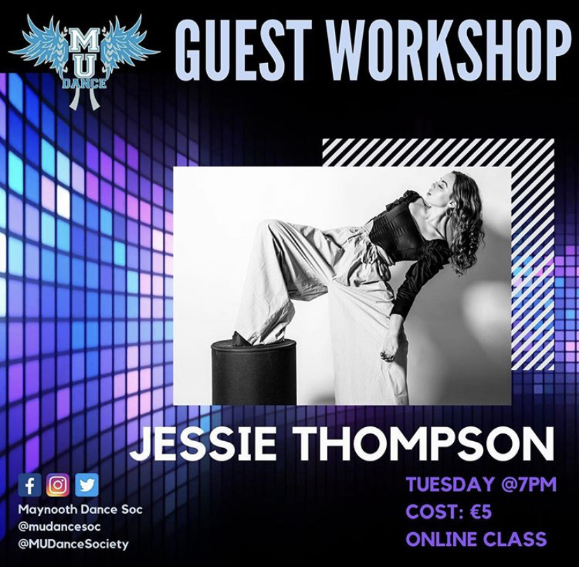 SPECIAL GUEST WORKSHOP TONIGHT!