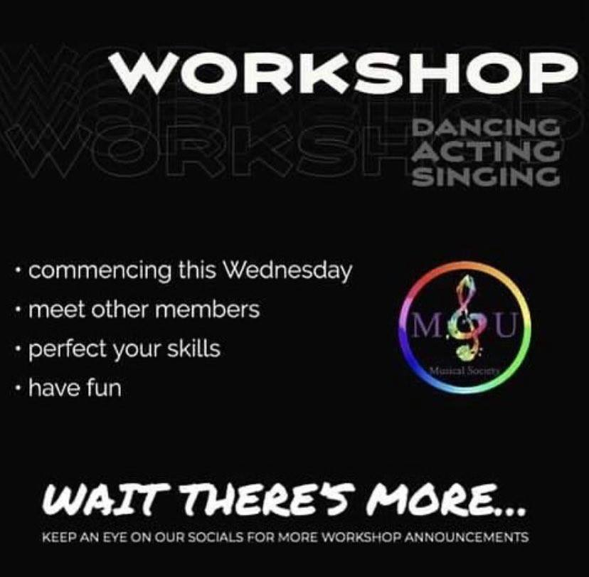 This Week's Creative Workshops