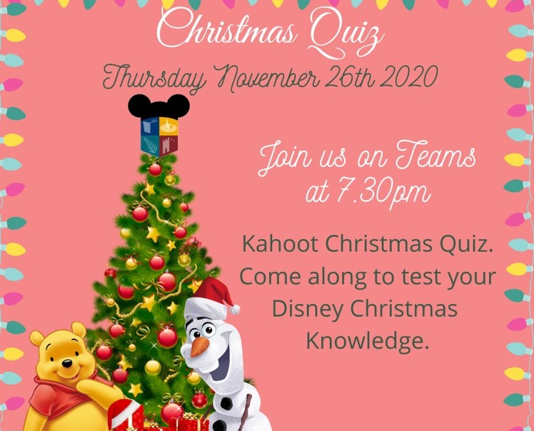 Disney Christmas Quiz