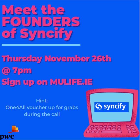 MEET THE SYNCIFY TEAM !!