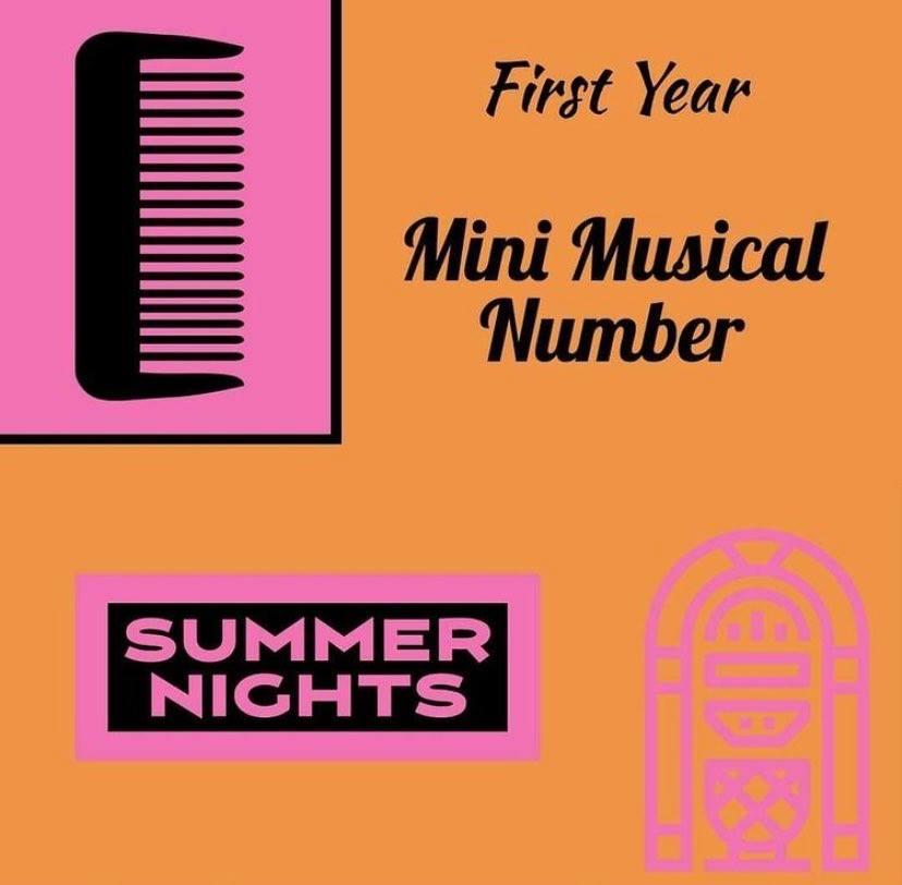 Mini Musical Number