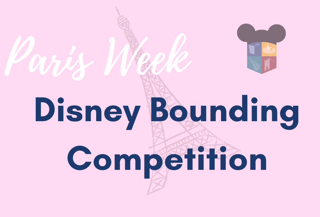 Disney Bounding Competition