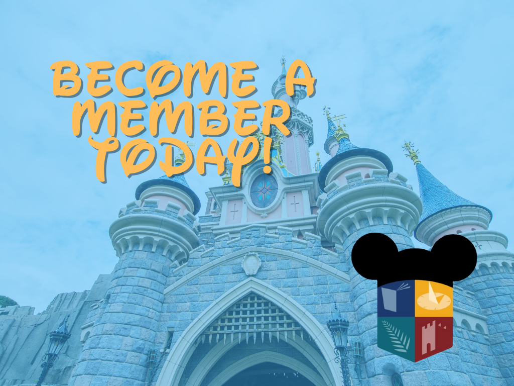 Join the Disney Society today!